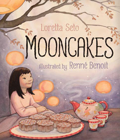 Cover for Mooncakes