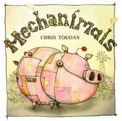 Cover for Mechanimals