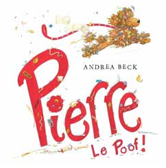 Cover for Pierre le Poof