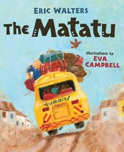 Cover for The Matatu