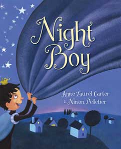 Cover for Night Boy