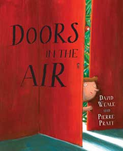 Cover for Doors in the Air