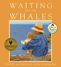 Cover for Waiting for the Whales