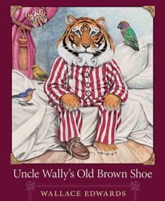 Cover for Uncle Wally's Old Brown Shoe