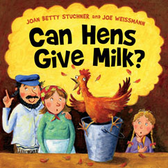 Cover for Can Hens Give Milk