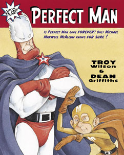 Cover for Perfect Man