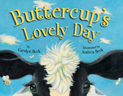 Cover for Buttercup's Lovely Day