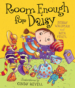 Cover for Room Enough for Daisy