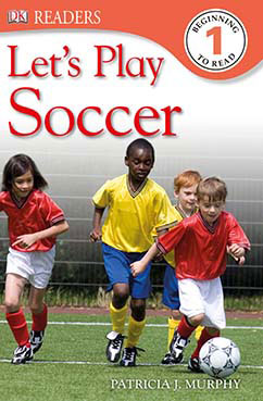 Cover for Let's Play Soccer