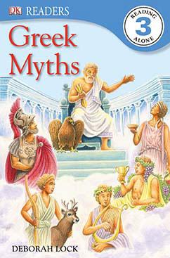 Cover for Greek Myths