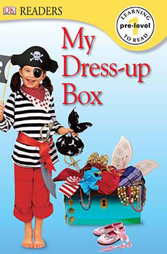 Cover for My Dress-Up Box