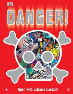 Cover for Danger!