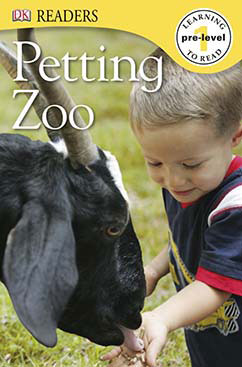 Cover for Petting Zoo