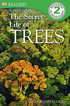 Cover for The Secret Life of Trees