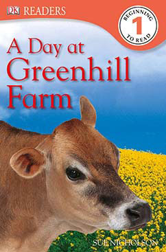 Cover for A Day at Greenhill Farm