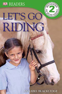 Cover for Let's Go Riding