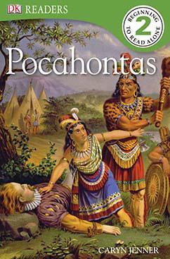 Cover for Pocahontas