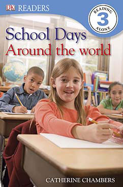 Cover for School Days Around the World