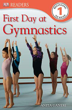 Cover for First Day at Gymnastics