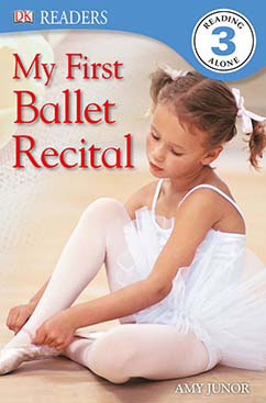 Cover for My First Ballet Recital