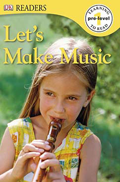 Cover for Let's Make Music