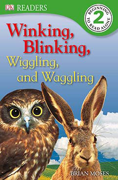 Cover for Winking, Blinking, Wiggling & Waggling