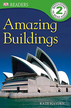 Cover for Amazing Buildings