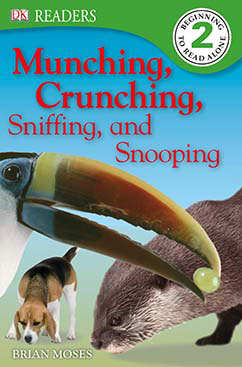 Cover for Munching, Crunching, Sniffing, and Snooping