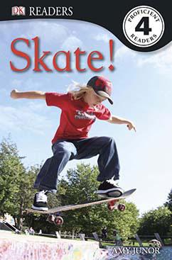 Cover for Skate!