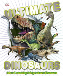 Cover for Ultimate Dinosaurs