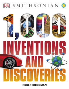 Cover for 1000 Inventions and Discoveries