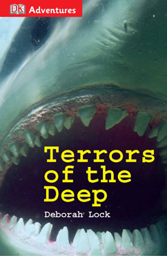 Cover for Terrors of the Deep
