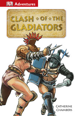 Cover for Clash of the Gladiators