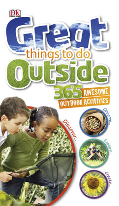 Cover for Great Things to do Outside