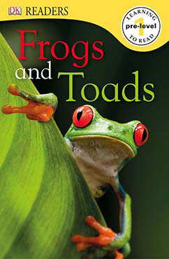 Cover for Frogs & Toads