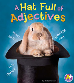 Cover for A Hat Full of Adjectives