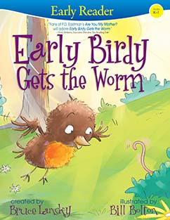 Cover for Early Birdy Gets the Worm