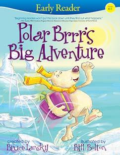 Cover for Polar Brrr's Big Adventure