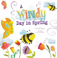 Cover for A Windy Day in Spring