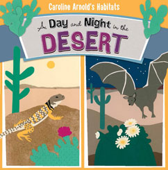 Cover for A Day and Night in the Desert