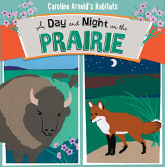Cover for A Day and Night on the Prairie