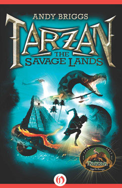 Cover for The Savage Lands