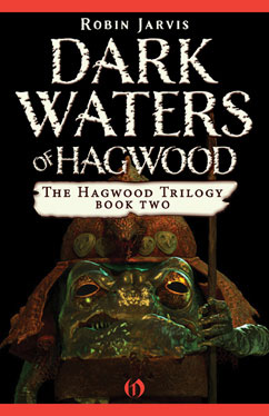 Cover for Dark Waters of Hagwood