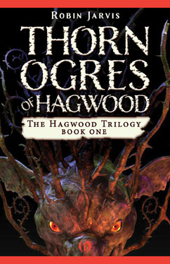 Cover for Thorn Ogres of Hagwood