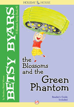 Cover for The Blossoms and the Green Phantom