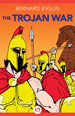 Cover for The Trojan War