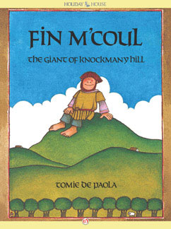 Cover for Fin M'Coul, the Giant of Knockmany Hill