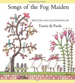 Cover for Songs of the Fog Maiden
