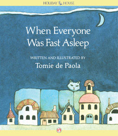 Cover for When Everyone Was Fast Asleep