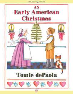 Cover for An Early American Christmas